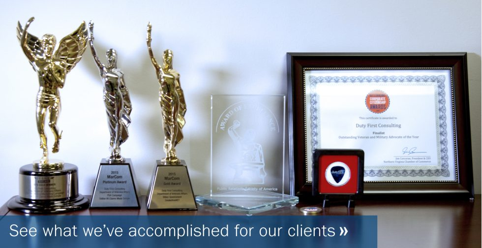 D – See what we've accomplished for our clients