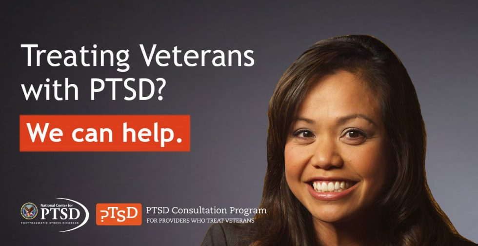 Marketing and Outreach for VA's National Center for PTSD Consultation Program